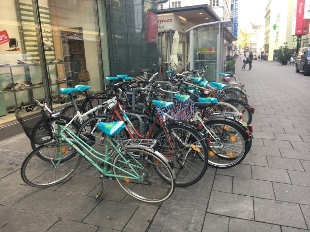 parkedbikes